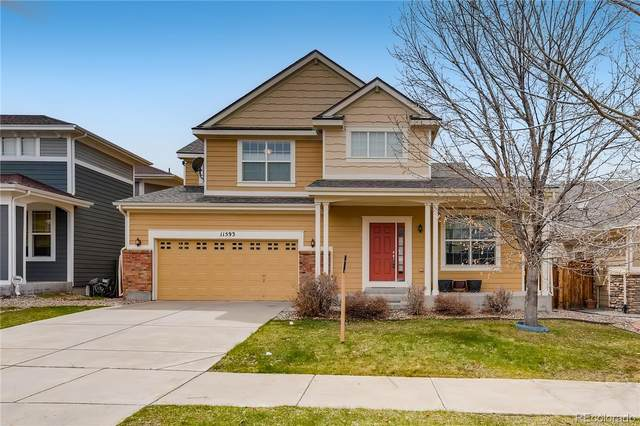 11593 S Flower Mound Way, Parker, CO 80134 (#7065846) :: Symbio Denver