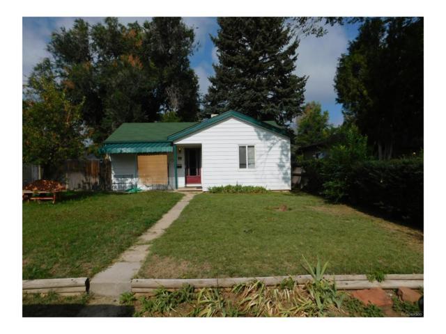 1255 Xanthia Street, Denver, CO 80220 (MLS #7065872) :: 8z Real Estate