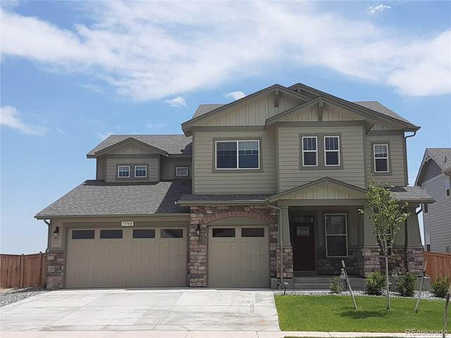 17160 Lipan Drive, Broomfield, CO 80023 (MLS #7065941) :: 8z Real Estate
