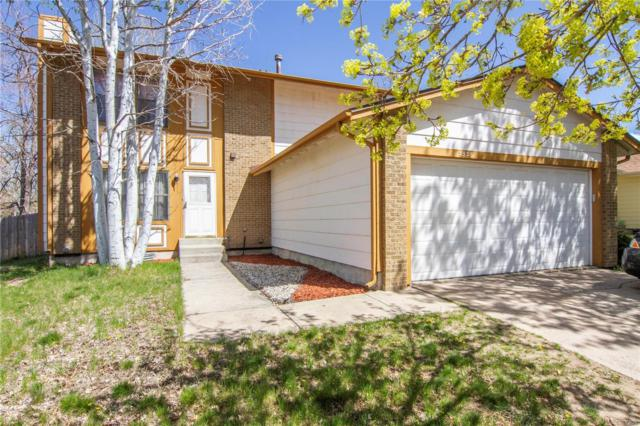 3536 S Ouray Street, Aurora, CO 80013 (MLS #7065953) :: 8z Real Estate