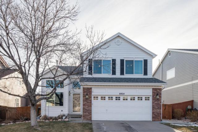 8924 Miners Drive, Highlands Ranch, CO 80126 (#7066069) :: The HomeSmiths Team - Keller Williams