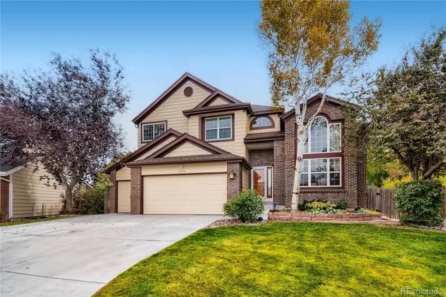 8186 Lone Oak Court, Lone Tree, CO 80124 (#7066606) :: HomeSmart