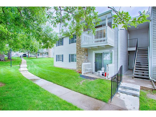 14434 E Colorado Drive #202, Aurora, CO 80012 (MLS #7066683) :: 8z Real Estate