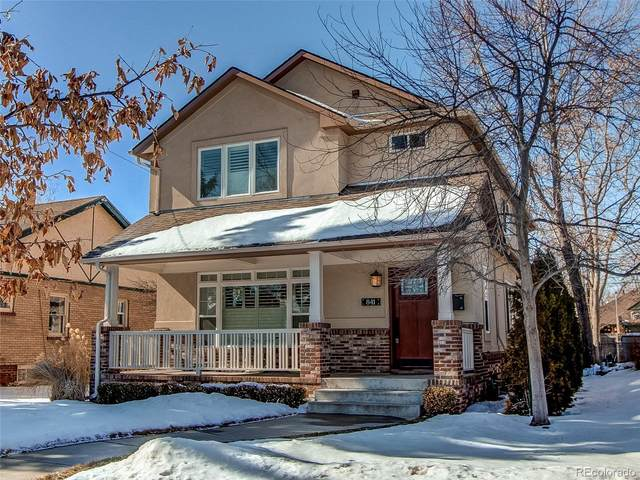841 S Race Street, Denver, CO 80209 (#7066759) :: Berkshire Hathaway Elevated Living Real Estate
