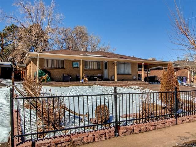 2725 S Grove Street, Denver, CO 80236 (MLS #7066939) :: 8z Real Estate