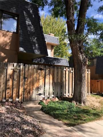 7995 E Mississippi Avenue E2, Denver, CO 80247 (#7066943) :: Berkshire Hathaway HomeServices Innovative Real Estate