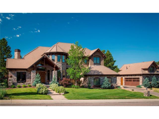 9080 Scenic Pine Drive, Parker, CO 80134 (MLS #7067041) :: 8z Real Estate
