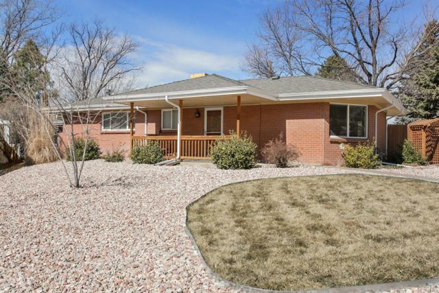 2595 Nelson Street, Lakewood, CO 80215 (MLS #7067584) :: Bliss Realty Group