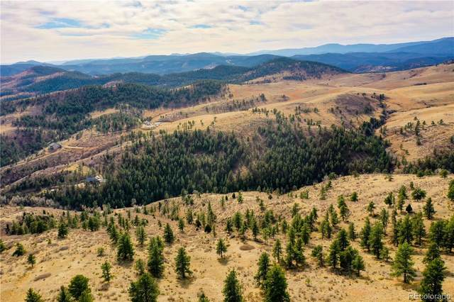 0000 Crawford Gulch Road, Golden, CO 80403 (MLS #7067700) :: The Sam Biller Home Team