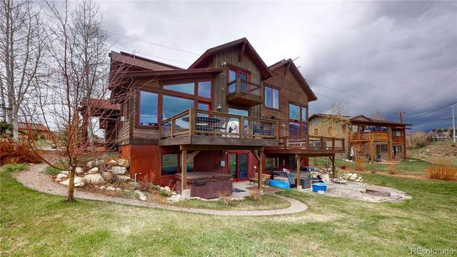 998 Longview Circle B, Steamboat Springs, CO 80487 (MLS #7067764) :: Bliss Realty Group