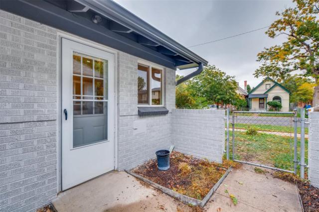 1634 E 30th Avenue, Denver, CO 80205 (MLS #7068543) :: JROC Properties