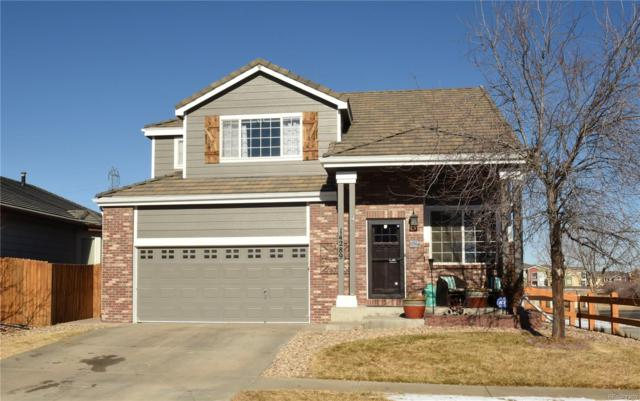 14289 E 101st Place, Commerce City, CO 80022 (#7068851) :: The Healey Group