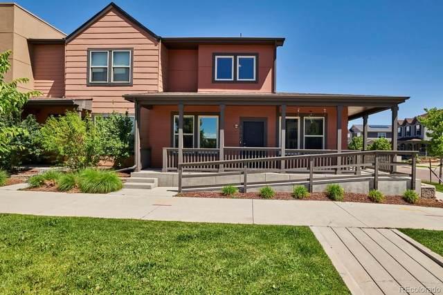 8095 Martin Luther King Boulevard, Denver, CO 80238 (#7069527) :: West + Main Homes
