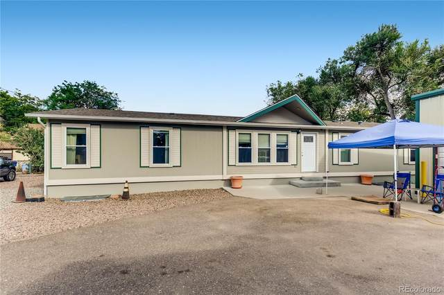 9040 W 64th Place, Arvada, CO 80004 (#7069601) :: THE SIMPLE LIFE, Brokered by eXp Realty