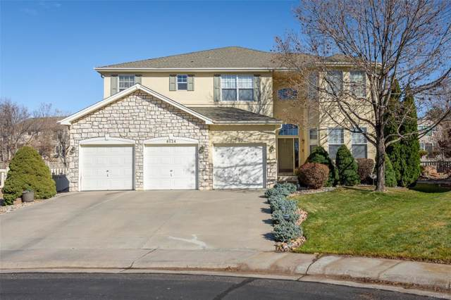 6124 Devinney Court, Arvada, CO 80004 (#7069848) :: The DeGrood Team