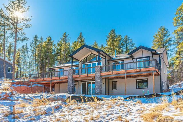 4170 Cheyenne Drive, Larkspur, CO 80118 (#7070407) :: The Gilbert Group