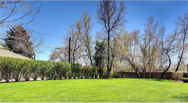 2708 E Mexico Avenue, Denver, CO 80210 (#7070445) :: The Artisan Group at Keller Williams Premier Realty