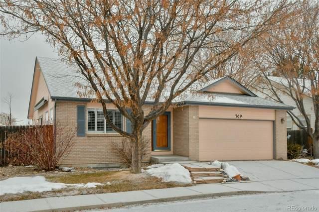 769 Kittredge Street, Aurora, CO 80011 (#7070458) :: The Griffith Home Team