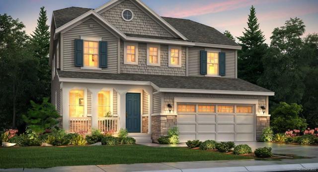15936 Red Bud Drive, Parker, CO 80134 (MLS #7070685) :: 8z Real Estate