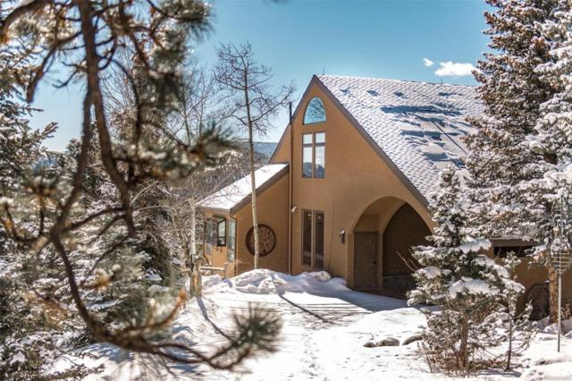 7036 Everest Lane, Evergreen, CO 80439 (MLS #7070940) :: 8z Real Estate