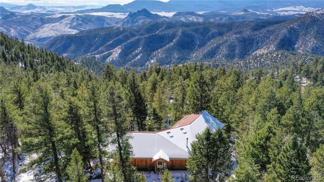 12803 Upper Ridge Road, Conifer, CO 80433 (#7071025) :: iHomes Colorado