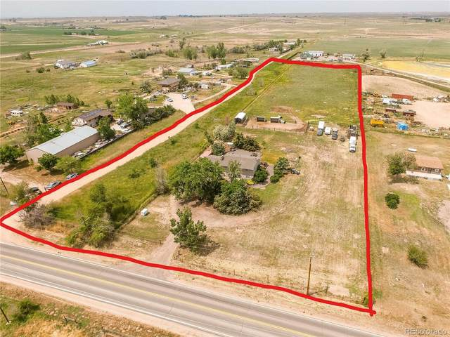 18285 County Road 22, Fort Lupton, CO 80621 (#7071312) :: The Griffith Home Team
