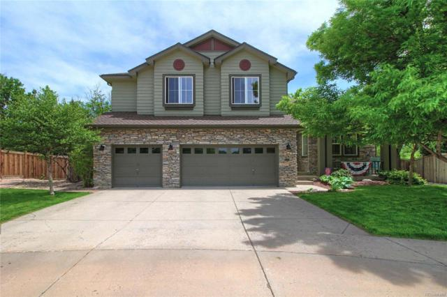 6106 W Long Drive, Littleton, CO 80123 (#7071398) :: Wisdom Real Estate