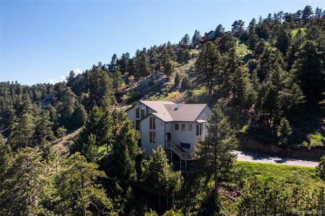 7212 Silverhorn Drive, Evergreen, CO 80439 (#7071846) :: Mile High Luxury Real Estate