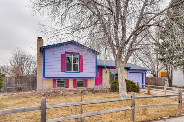 2752 E 98th Place, Thornton, CO 80229 (MLS #7072017) :: 8z Real Estate