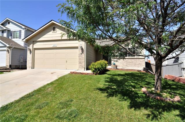 12553 S Sopris Creek Drive, Parker, CO 80134 (#7072023) :: The Griffith Home Team