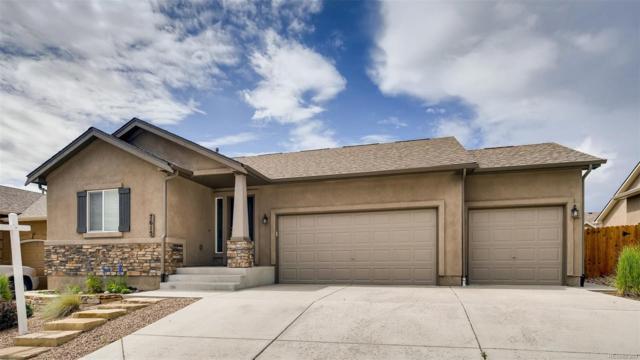 7615 Renegade Hill Drive, Colorado Springs, CO 80923 (#7072048) :: Relevate | Denver