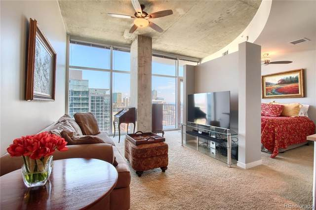 1700 Bassett Street #2021, Denver, CO 80202 (#7072303) :: Colorado Home Finder Realty