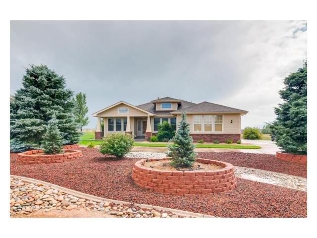 1425 Bowstring Road, Monument, CO 80132 (#7072754) :: Colorado Team Real Estate