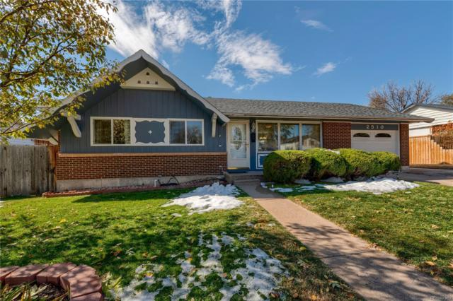 2510 W 25th St Rd, Greeley, CO 80634 (MLS #7073190) :: Kittle Real Estate