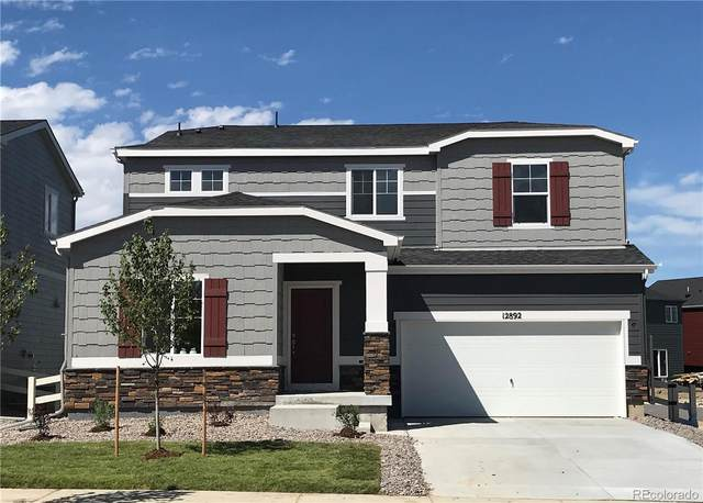 12892 Billingsley Trail, Parker, CO 80134 (#7073399) :: Mile High Luxury Real Estate