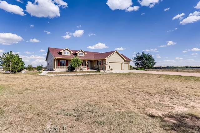 13665 County Road 182, Bennett, CO 80102 (#7073576) :: The Heyl Group at Keller Williams