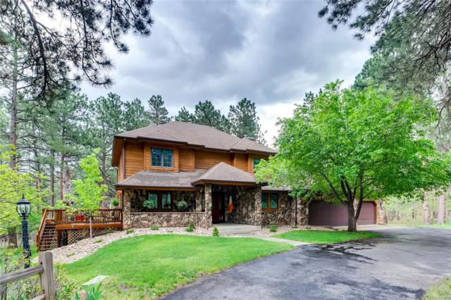 5790 Gerry Lane, Larkspur, CO 80118 (#7073921) :: The Heyl Group at Keller Williams