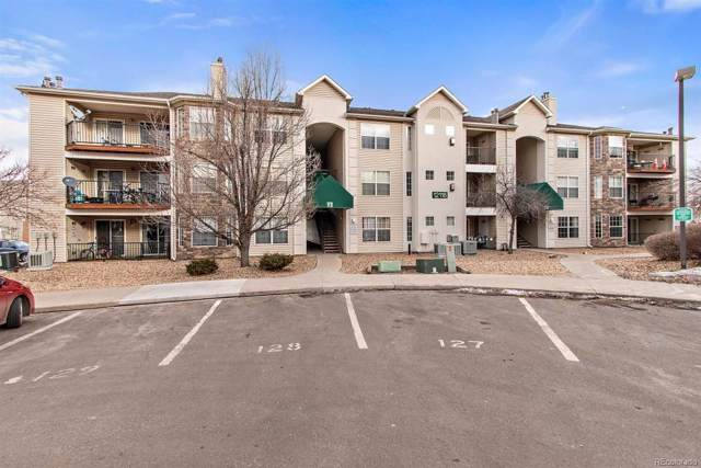 12118 W Dorado Place #105, Littleton, CO 80127 (#7074003) :: HergGroup Denver