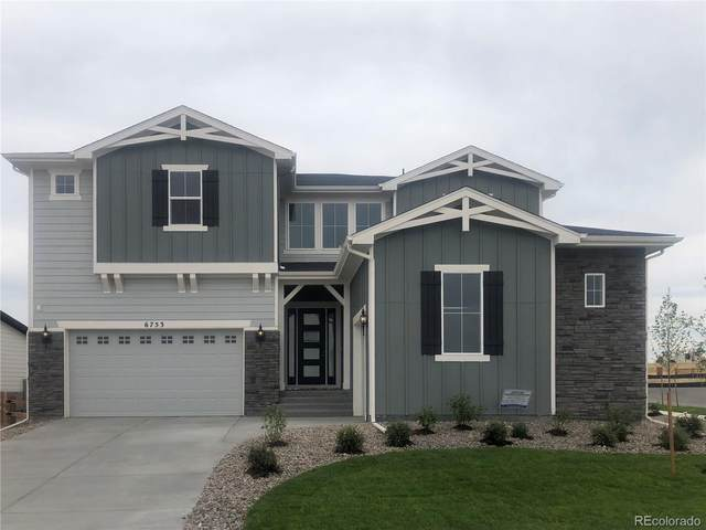 6753 S Vandriver Court, Aurora, CO 80016 (MLS #7074151) :: 8z Real Estate
