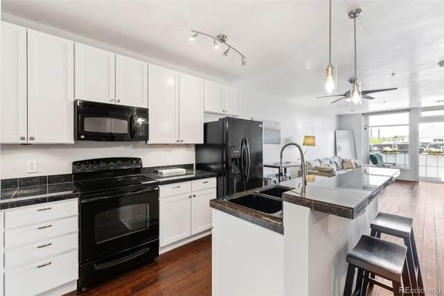 3101 Blake Street #303, Denver, CO 80205 (#7074572) :: Kimberly Austin Properties
