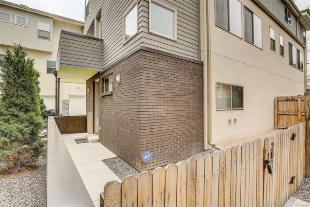 2014 E 20th Avenue, Denver, CO 80205 (#7074597) :: HomeSmart Realty Group