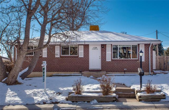 3240 W Radcliff Drive, Englewood, CO 80110 (#7074615) :: Bring Home Denver