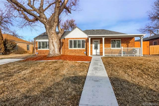 2960 N Ivy, Denver, CO 80207 (#7075098) :: The Griffith Home Team