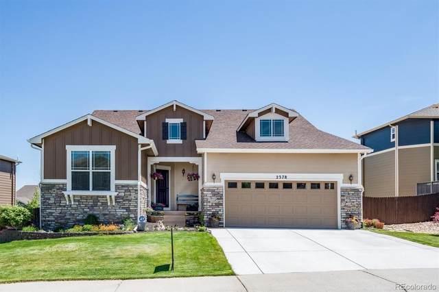 2378 Fairway Wood Circle, Castle Rock, CO 80109 (#7075828) :: Kimberly Austin Properties