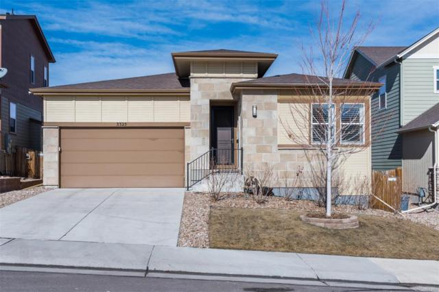 3325 Ghost Dance Drive, Castle Rock, CO 80108 (#7075930) :: The Griffith Home Team
