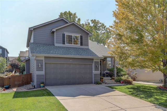 352 English Sparrow Drive, Highlands Ranch, CO 80129 (MLS #7075987) :: 8z Real Estate