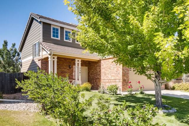 7381 S Mobile Street, Aurora, CO 80016 (MLS #7076132) :: 8z Real Estate