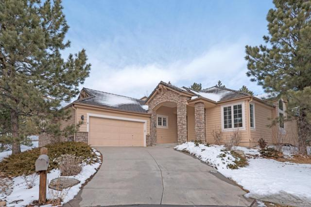 3227 Country Club Parkway, Castle Rock, CO 80108 (#7076401) :: The Griffith Home Team