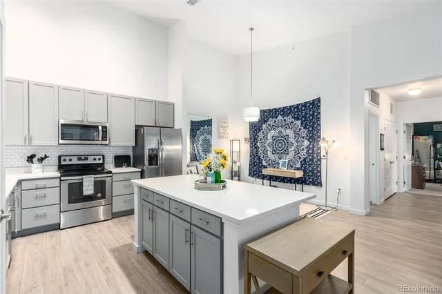 17353 Wilde Avenue #306, Parker, CO 80134 (#7076880) :: Portenga Properties