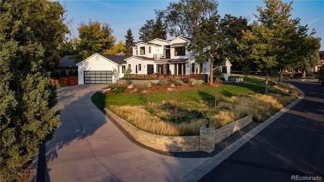 815 E Westglow Lane, Greenwood Village, CO 80121 (MLS #7076965) :: 8z Real Estate